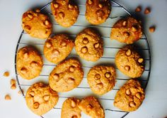 Food Fitness by Paige: Butter Rum Cookies