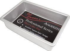 Fat Daddio's Anodized Aluminum Sheet Cake Pan, 9 Inch x 13 Inch x 2 Inch Fat Daddios http://www.amazon.com/dp/B001331MW8/ref=cm_sw_r_pi_dp_HmWjub026N7J7