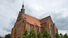 Die Wunderblutkirche St. Nikolai im brandenburgischen Bad Wilsnack (Prignitz) (Quelle: dpa)