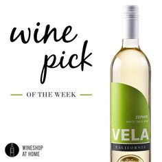 The Vela 2014 California Zephyr is an off-dry white wine with aromas of lime, apple, pear and lemon. This wine has a lot of mineral qualities yet remains soft and round. Cheeses such as Cheddar or Swiss are perfect when paired with this wine.   Learn More:  http://wsah.co/brplW