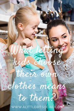 Picking an outfit for your child seems like a logical choice. However, letting your kids choose their own clothes means so much to them and could be an excellent parenting step to take now – and here is why.