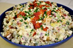 Best potato salad. Made this one for easter and was a hit