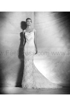 2016 Atelier Pronovias Style Yadarola on sale at reasonable prices, buy cheap 2016 Atelier Pronovias Style Yadarola at www.feeldress.com now!