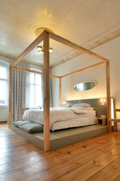 Lovely bedroom @ Linnen