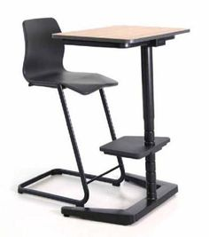 Genial Picture Of Vanerum Optimax Adjustable Ergonomic School Desk
