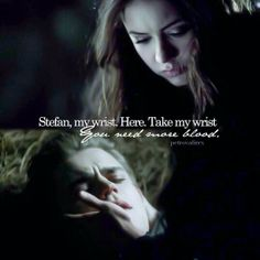 """Elena & Stefan """"Let The Right One In"""" 1x17"""