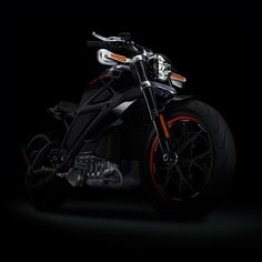 Harley-Davidson®'s electric way to do it. #PROJECTLIVEWIRE