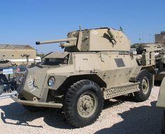 Marmon-Herrington Armoured Car - Wikipedia. A South African produced armoured car.