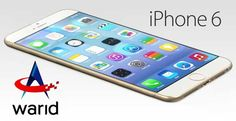 After Mobilink, Telenor and Ufone, Warid is also ready for the pre-ordering of iPhone 6 and 6 Plus for its customers, a source confirmed