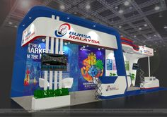 island exhibition stand - Google Search