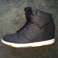 6a8b98c976b Nike Shoes Nike Women s Dunk Sky High sneakers in good condition worn 2  times NO TRADES Nike Shoes Sneakers