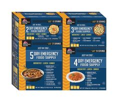 Mountain House 14 Day Emergency Food Supply * More info could be found at the image url.