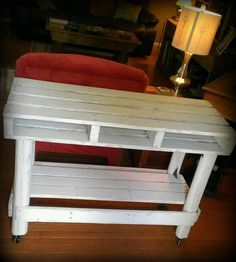 Shabby Repurposed Recycled Upcycled Rustic Chalk by AlabasterBoxx, $295.00