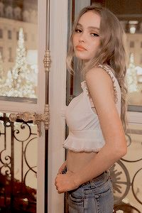 Lily Rose Depp Updates