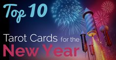 Happy new year! Are you ready to create the best year ever? Whether it's manifesting your biggest dreams and goals, or living your most authentic life, you'll want to look out for these top 10 Tarot cards in your next reading. Start the new year in a BIG way! So let's go - here are my top 10 Tarot cards for the New Year. Fool – What better way to start the new year than with the Fool. The Fool is ready to leave behind the previous year in order to step out into the new year wit