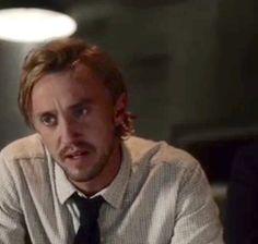 Tom Felton in the Flash
