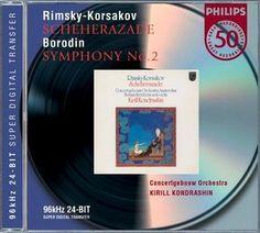 Rimsky-Korsakov: Scheherazade / Borodin: Symphony - Philips