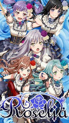Dream Anime, Anime Love, Kawaii Anime Girl, Anime Art Girl, Mike Chan, Anime Songs, Anime Furry, Girl Bands, Anime Comics