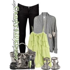 Untitled #771, created by candy420kisses on Polyvore