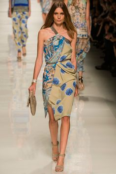 Etro | Spring 2014 Ready-to-Wear Collection | Style.com