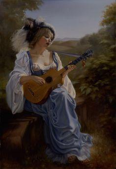Virgil Elliott: The Songstress aka Annie Lore