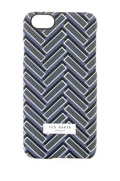 Image of Ted Baker London Herraz iPhone 6/6S Case  #shopping #loveit #love #cellphone #cellphonesaccessories #cellphonecase #iphone #iphone7plus #iphonecase #iphone6 #iphoneaccessories #trending #instyle #intrends #bestbuy #bestdeals #savings