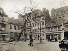 Judenhof in Berlin 1928