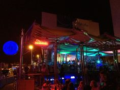 Cafe de Mar, Ibiza.
