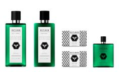 VETIVER – Cosmetics Packaging by Charles Ramsey, via Behance