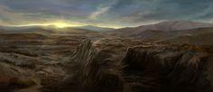 Landscape by *JoakimOlofsson on deviantART