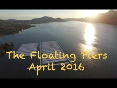 #thefloatingpiers - april 2019