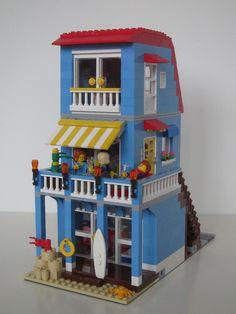 7346 Seaside House Modular MOD