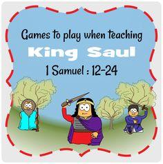 King+Saul+games+to+play+-+1+Samuel+#Jesuswithoutlanguage