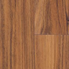 Inspired by the warmth and vitality of the tropics, Burma Teak has a rich graining and color. Eye catching and exciting, this wood species will be like a breath of fresh air in any home.