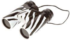 Wild Republic Wild Print Binoculars Zebra Print Wild Repu...