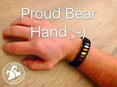 One of our fans wearing our exclusive ProudBears Paracord Bracelets! : #Bear #Bearparty #InstaBear #Bearsexy #Growlr #Bearporn #Bearwoof #ChaserBear #BearCruise #Bearcelona #BearKoln #BearChest #MuscleBear #Beards #MuscleBears #ChubbyBear #Beardlife #Beardporn #GayBear #GayBeard #bearscubsandbeards #bearsofinstagram #proudbears #cubs #gaybearsofamerica #daddidublin #dublinbears #pfundskerle #scruff