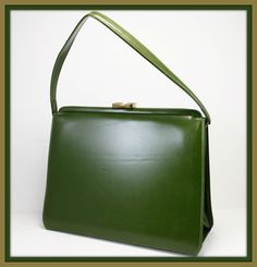 Vintage Kelly Bag by Socialites Theodor of California