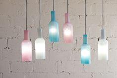Glass lamps Gie El