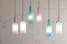 Glass lamps Gie El
