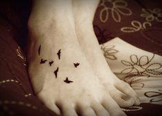 bird, tattoo, legs, art, body art, hand,  wrist, arms, waist, feathers, chest, back, tummy, fingers,