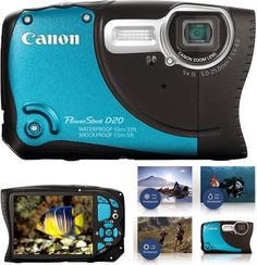 How To Choose Your First Best Waterproof Camera
