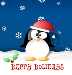 Image result for happy holidays meme penguin