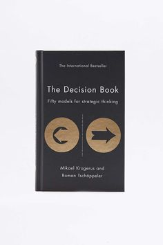 "Buch ""The Decision Book: Fifty Models for Strategic Thinking"""