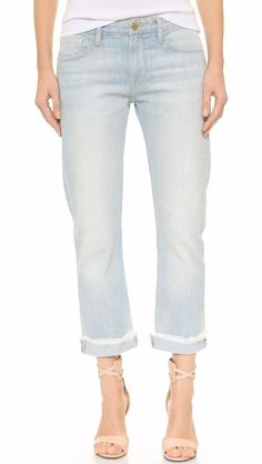 FRAME DENIM New Le Grand Garcon Casual Boyfriend Jeans Pants Earls Court 25 $239 #FrameDenim #Relaxed