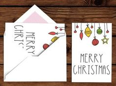 35 Best Ideas For Holiday Design Card Xmas Christmas 24, Homemade Christmas Cards, Homemade Cards, Xmas Cards, Holiday Cards, Diy Party Bags, Paper Christmas Decorations, Christmas Drawing, Making Ideas