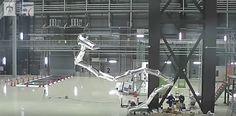 Nieuwe robotarm met een bereik van 20 meter weegt slechtst 1,2 kg (video) - http://visionandrobotics.nl/2016/12/23/nieuwe-robotarm-met-een-bereik-van-20-meter-weegt-slechtst-12-kg-video/