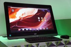 Hands-on with Acer's DA241HL 24-inch all-in-one running Android - http://salefire.net/2013/hands-on-with-acers-da241hl-24-inch-all-in-one-running-android/