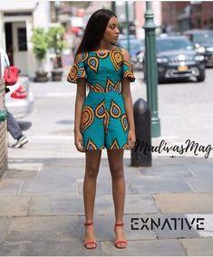 Fabulous Ankara Styles Of 2019 African Fashion Ankara, African Inspired Fashion, Latest African Fashion Dresses, African Print Fashion, Africa Fashion, Short African Dresses, African Print Dresses, Moda Afro, Ankara Dress Styles