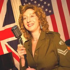 1940'z Themed Swing Band, for hire in London and the UK