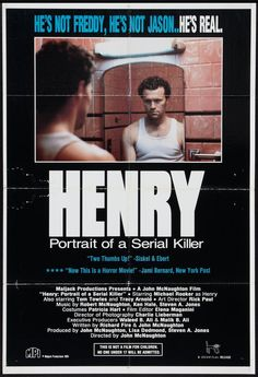 This movie flows almost like a documentary of a day or three in the life of Henry Lee Lucas, who murders as casually as most people scratch their itches.